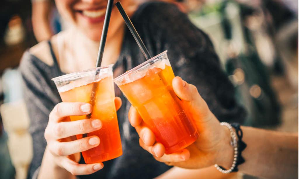 Alkohol, Nikotin und das Nachtleben