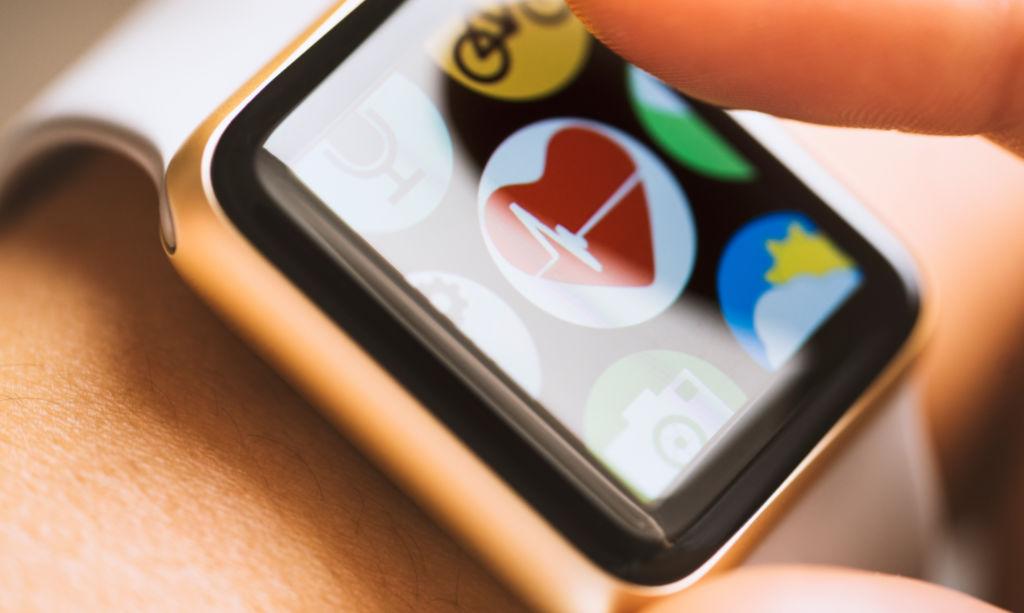 Blutdruck messen mit einer Smartwatch