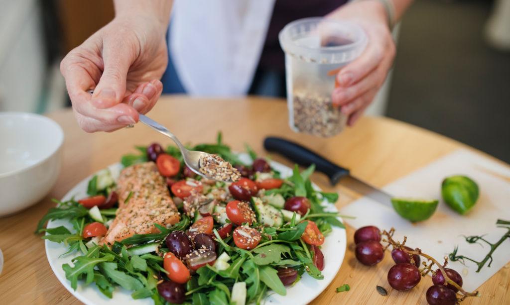 Bluthochdruck durch richtige Ernährung vermeiden