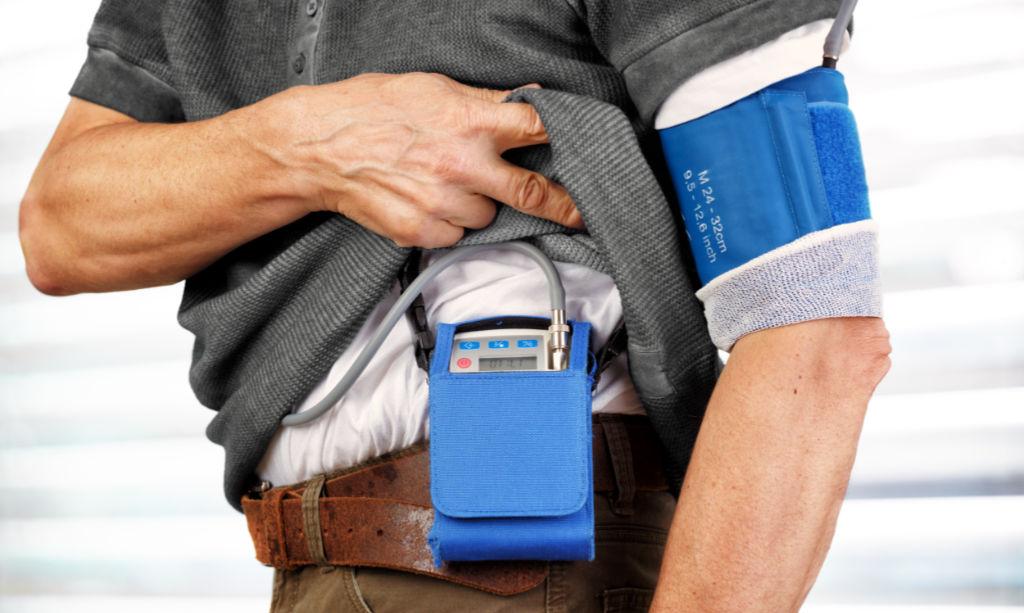 Diagnostik - die 24-Stunden-Blutdruckmessung