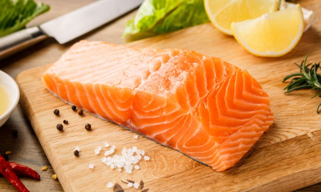 Fisch und Blutdruck
