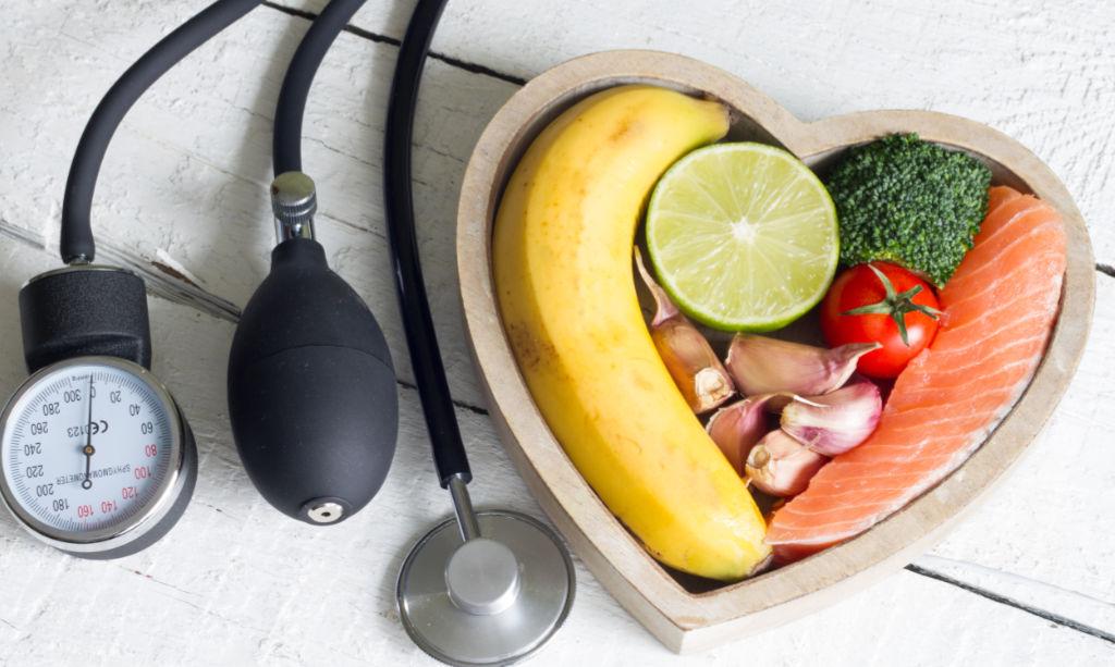 Natürliche Mittel gegen hohen Blutdruck