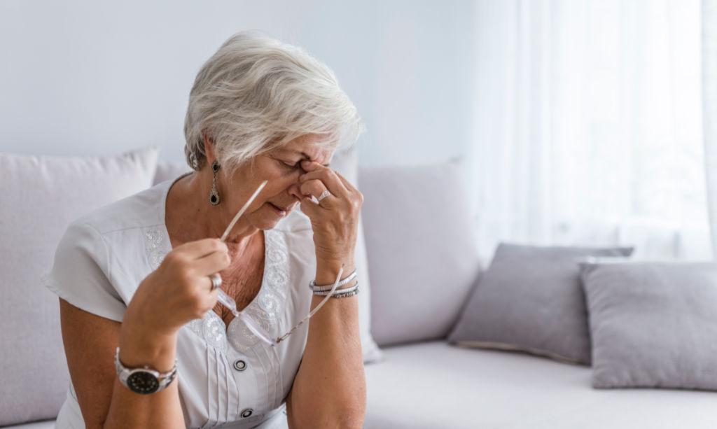 Blutdruck im Alter
