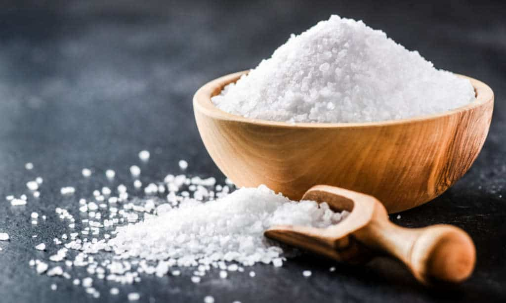 Salz und Blutdruck