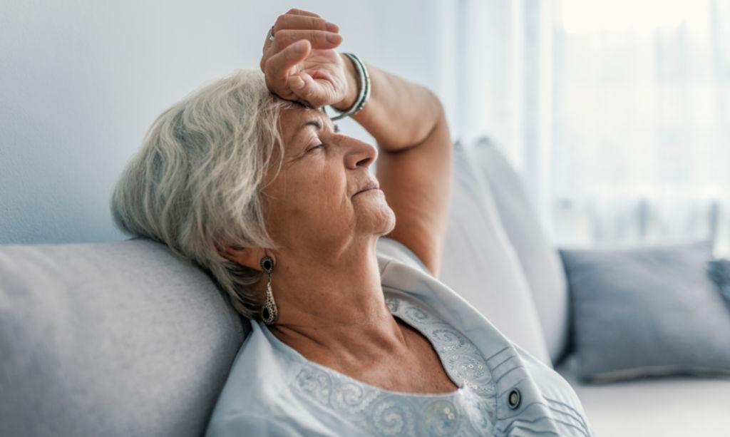 Symptome von niedrigem Blutdruck im Alter
