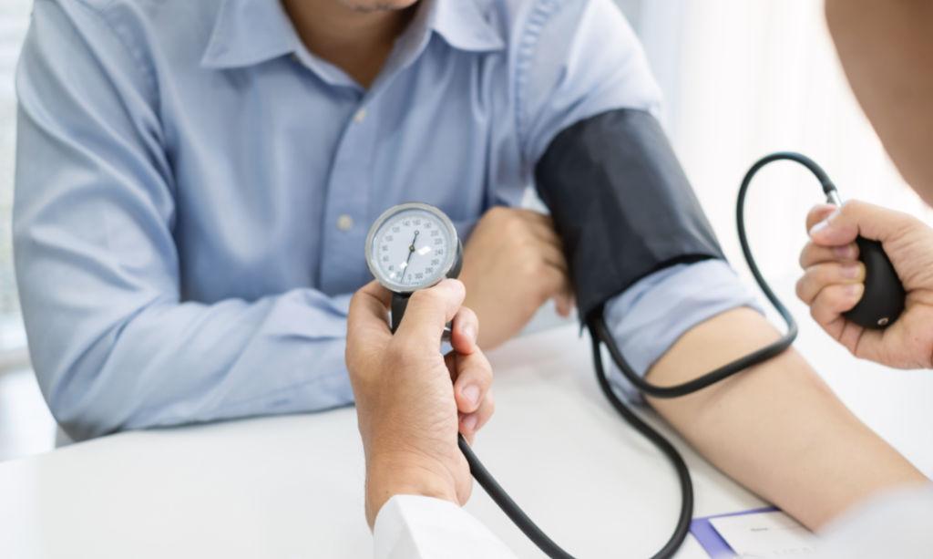 Was tun bei Stress und hohem Blutdruck